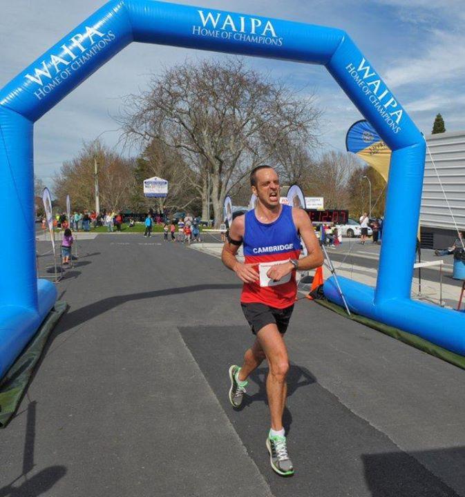 1:12:09 Cambridge Half Marathon
