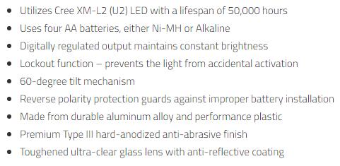 Fenix HP15UE Specs3